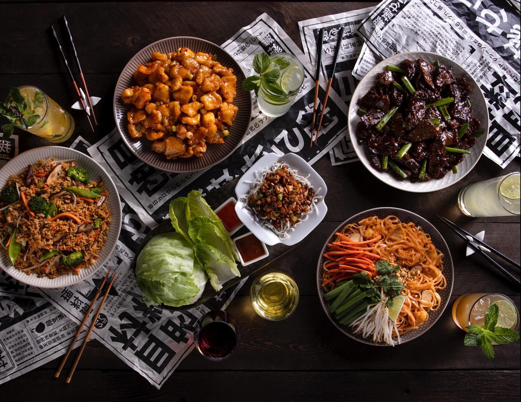 pf chang's delivery in winnipeg - delivery menu - doordash