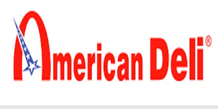 Image result for american deli logo