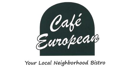 Cafe European Menu Tampa Fl