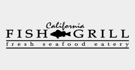 California fish grill delivery in irvine ca restaurant for Fish grill menu