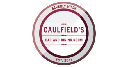 Caulfields Bar Dining Room Delivery In Beverly Hills CA