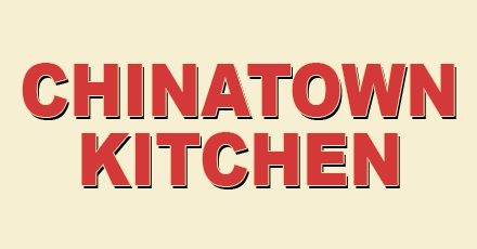 Chinatown Kitchen Delivery In Glenview Delivery Menu