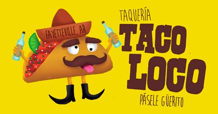 El Taco Loco Delivery in Fayetteville, AR - Restaurant Menu | DoorDash