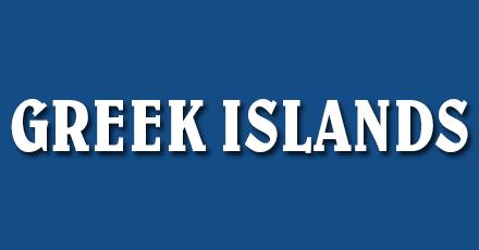 Greek Islands Restaurant Lombard Menu