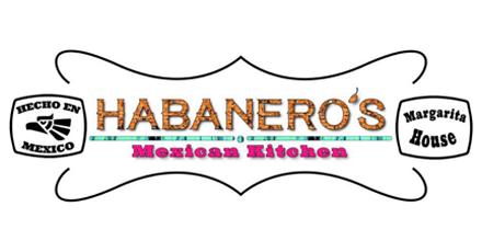 Habaneros Mexican Kitchen Menu