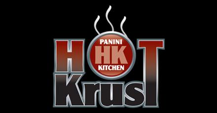 Hot Krust Panini Kitchen Menu