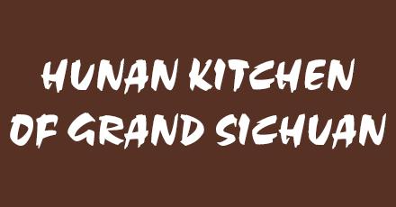 Hunan Kitchen Menu
