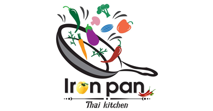 Thai Kitchen Logo iron pan thai kitchen delivery in poway, ca - restaurant menu