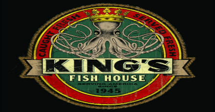 King fish symbol for Kings fish house