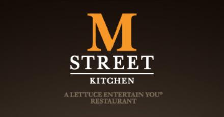 M Street Kitchen Delivery in Santa Monica, CA - Restaurant Menu ...