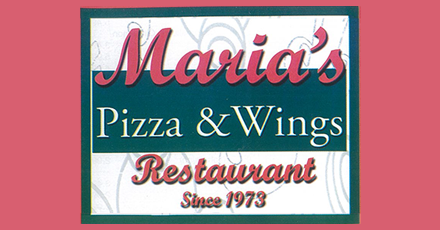 maria s pizza wings delivery in cranston ri restaurant menu