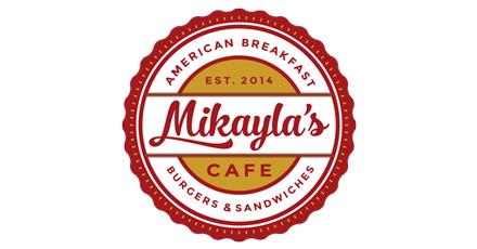 Mikayla S Cafe Breakfast Wraps