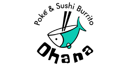 Ohana Poke Amp Sushi Burrito Delivery In New Braunfels