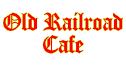 Old Railroad Cafe Quincy Ma Menu