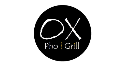 Ox Pho and Grill Delivery in Federal Way - Delivery Menu