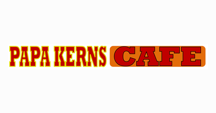 Papa Kerns Cafe Delivery In Des Moines Delivery Menu