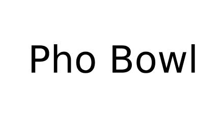 Pho Bowl Delivery in Horizon City - Delivery Menu - DoorDash