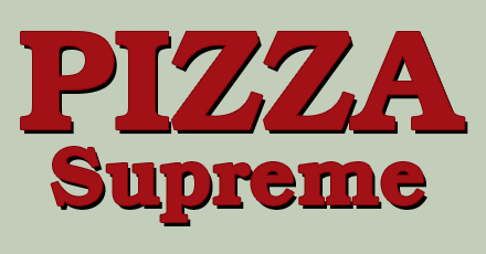 Supreme pizza garden city best idea garden Garden city pizza