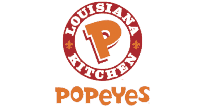Popeyes Louisiana Kitchen Logo Simple Popeyes Louisiana Kitchen Delivery In Lombard Il  Restaurant Design Inspiration