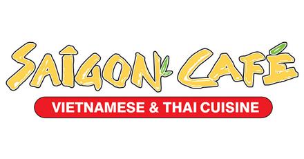 Saigon Cafe Menu Buford
