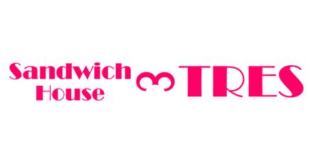 「tres sandwich logo」の画像検索結果