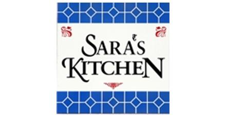Sara Kitchen Menu