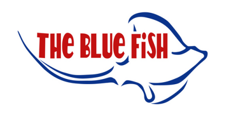 The blue fish delivery in houston tx restaurant menu for Fish store houston